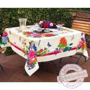 Nappe palais royal Beauville -n11547