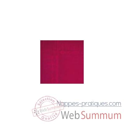 Nappe carre St Roch Salomee Rose -44