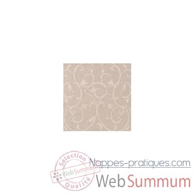 Nappe carree St Roch Toscane mastic 180x180 -05