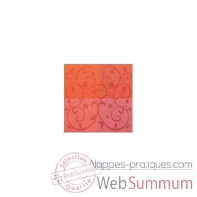 nappe carr e st roch toscatival cyclamen coton enduit 180x180 01. Black Bedroom Furniture Sets. Home Design Ideas
