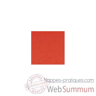 Nappe St Roch rectangulaire Toscane orange 210x300 -33